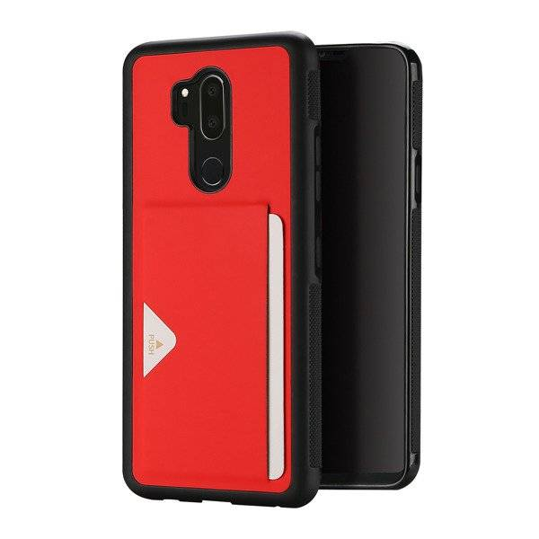 "Dux Ducis Pocard Series Premium Case Galaxy Note 9"" Red"