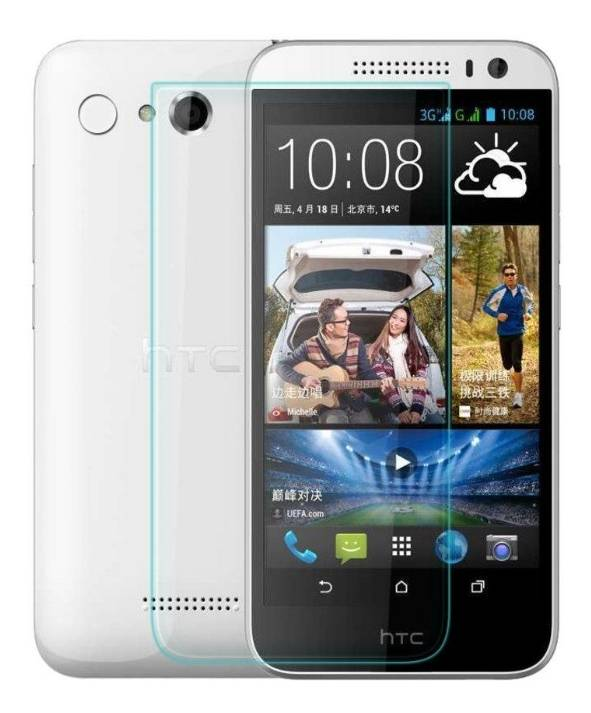 Blue Star Tempered Glass Extra Shock Desire 620 / 620g