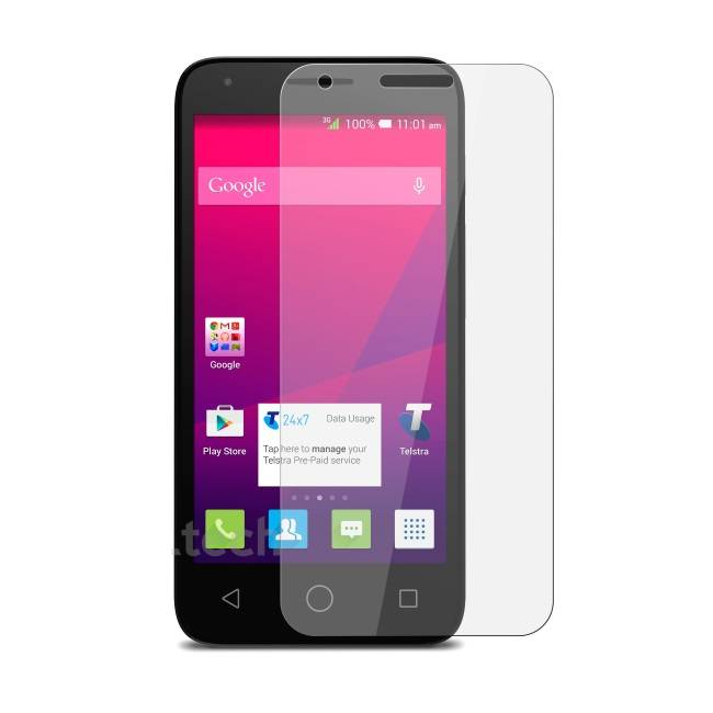 BLUN Extreeme Shock 2.5d Alcatel One Touch Pixi 4,5