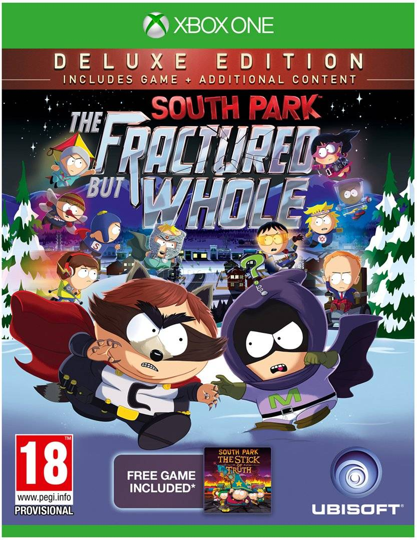 UBISOFT South Park: The Fractured But Whole Deluxe Edition Xbox One