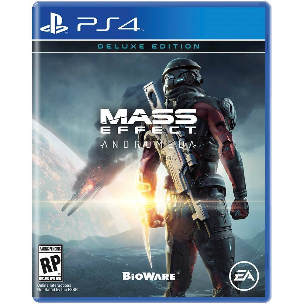 Electronic Arts Mass Effect Andromeda Ps4
