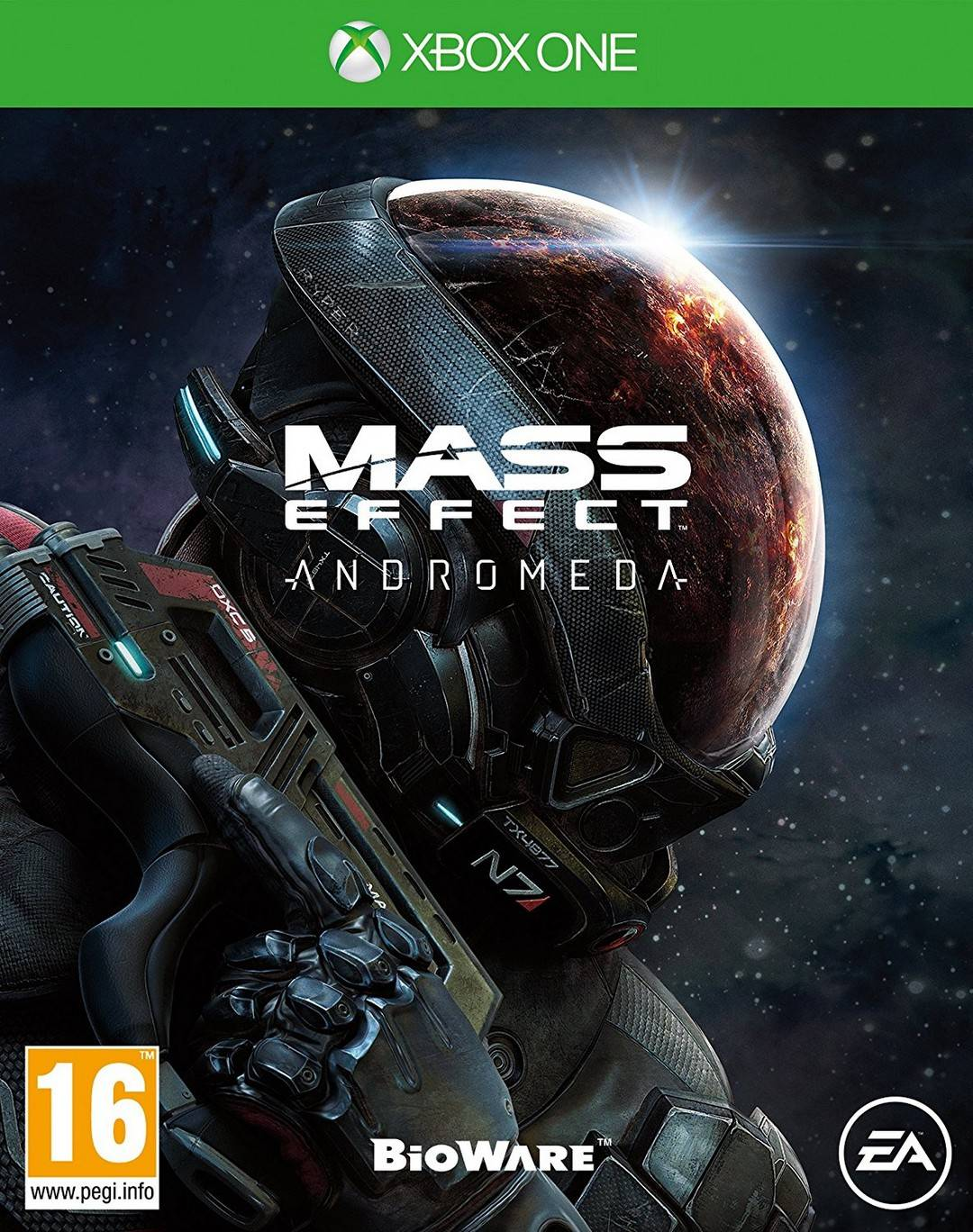 Electronic Arts Mass Effect: Andromeda Xbox One