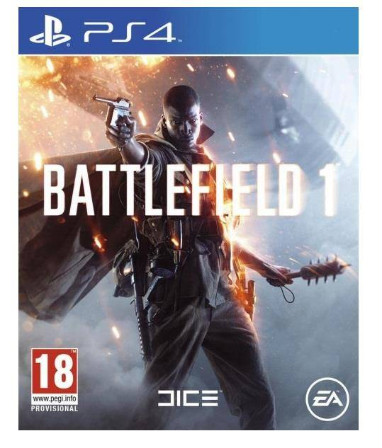 Sony Battlefield 1 Ps4