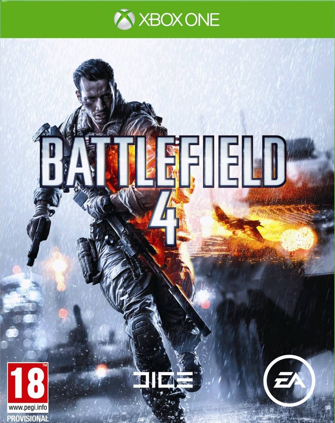 Electronic Arts Battlefield 4 Xbox One