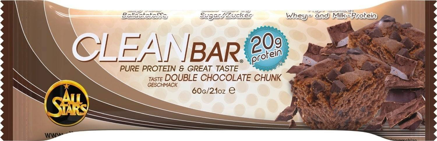 All Stars Clean Bar - Double Chocolate