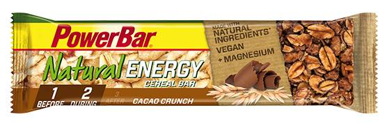PowerBar Natural Energy Cereal Bar - Cacao Crunch