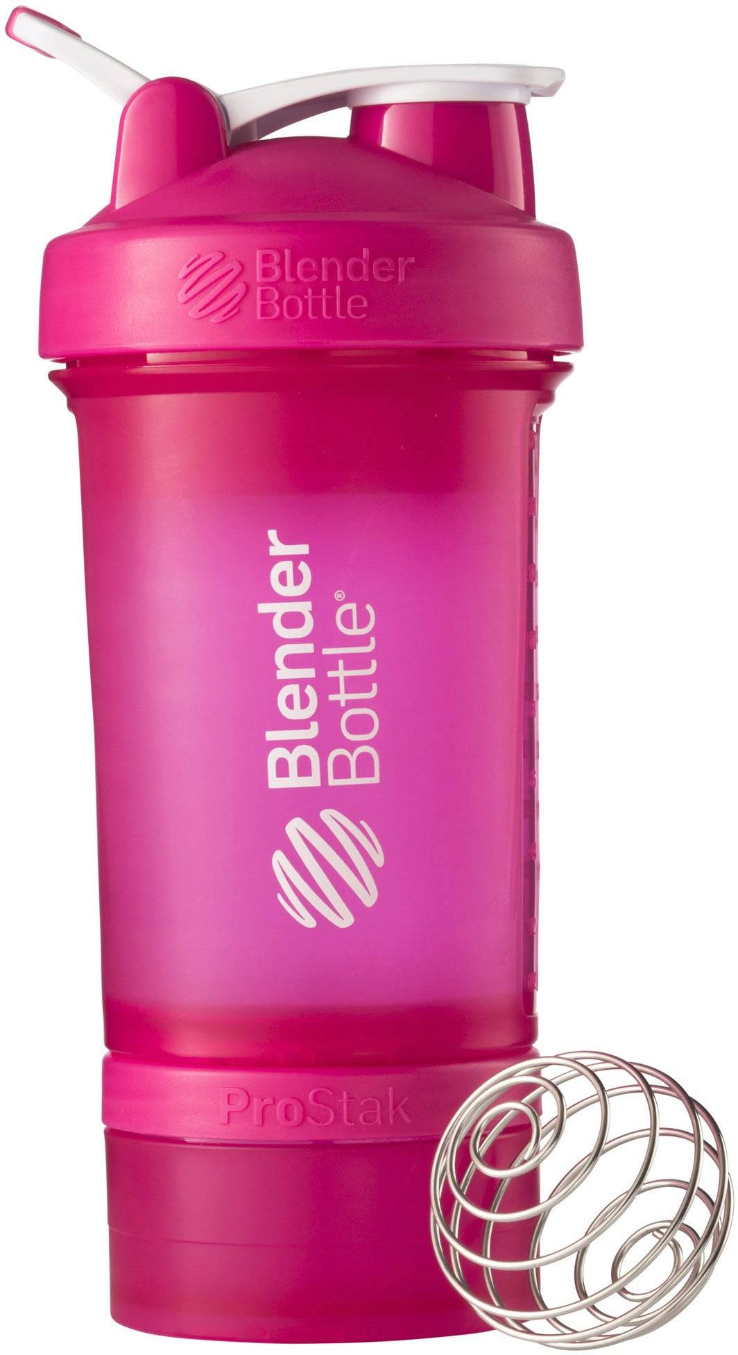 Blender Bottle ProStak Full Color - Rose