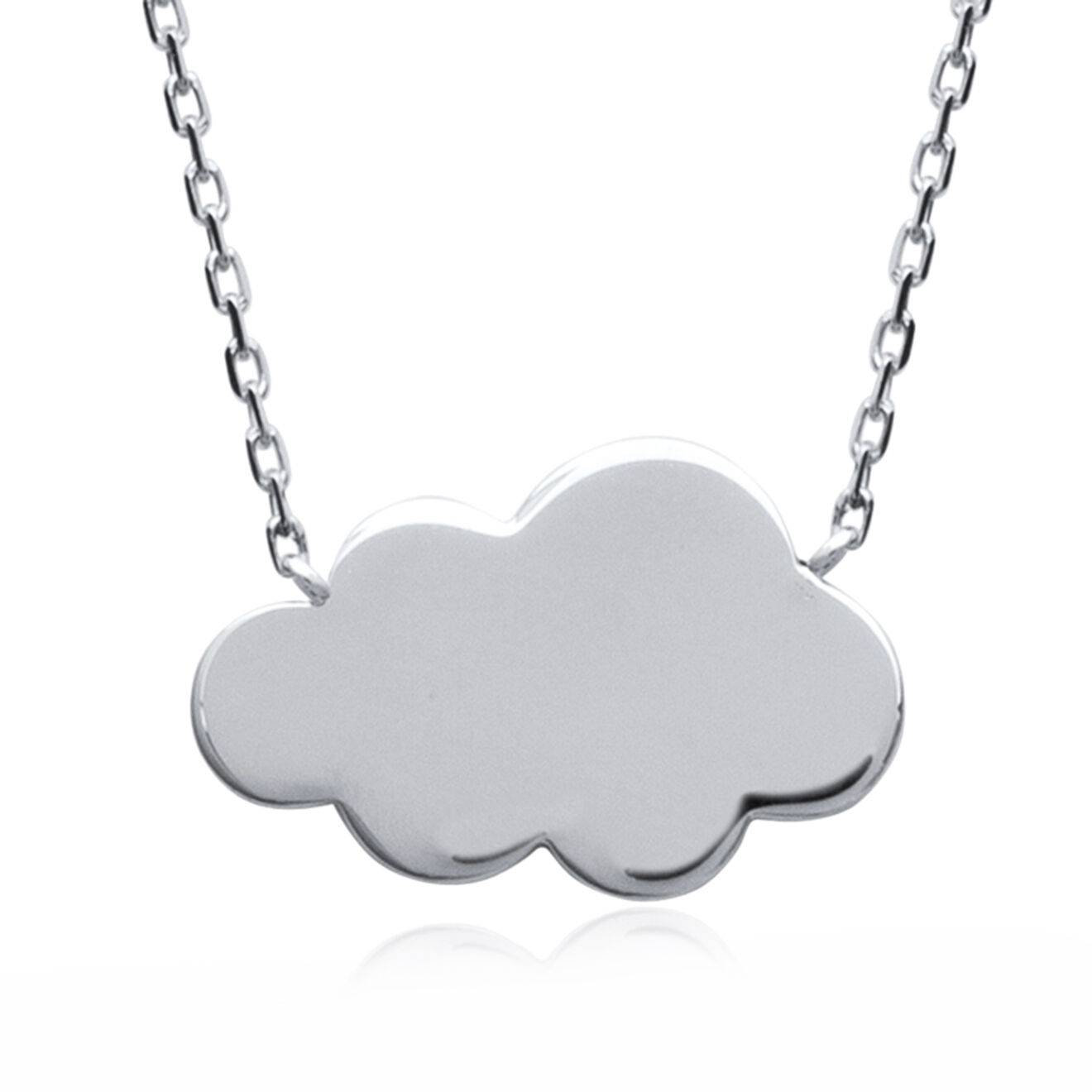 Sensimio Collier In the Sky argent