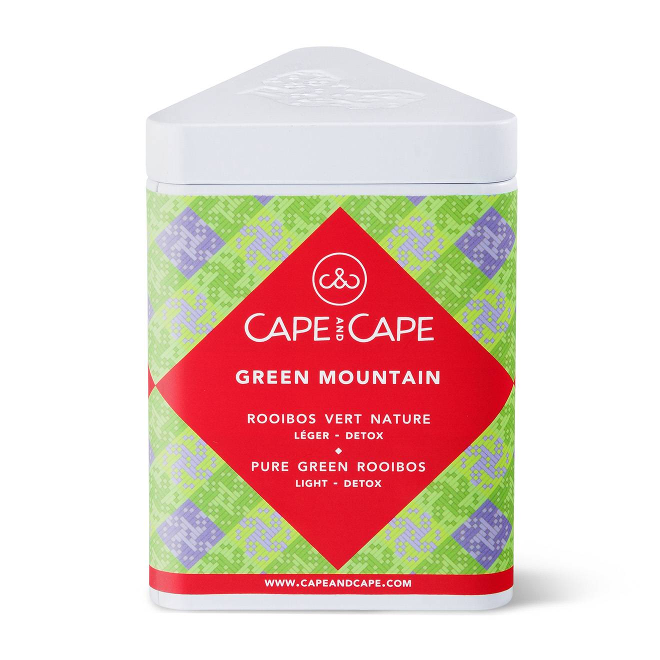 Cape & Cape - Rooibos nature Green Moutain - 100 gr