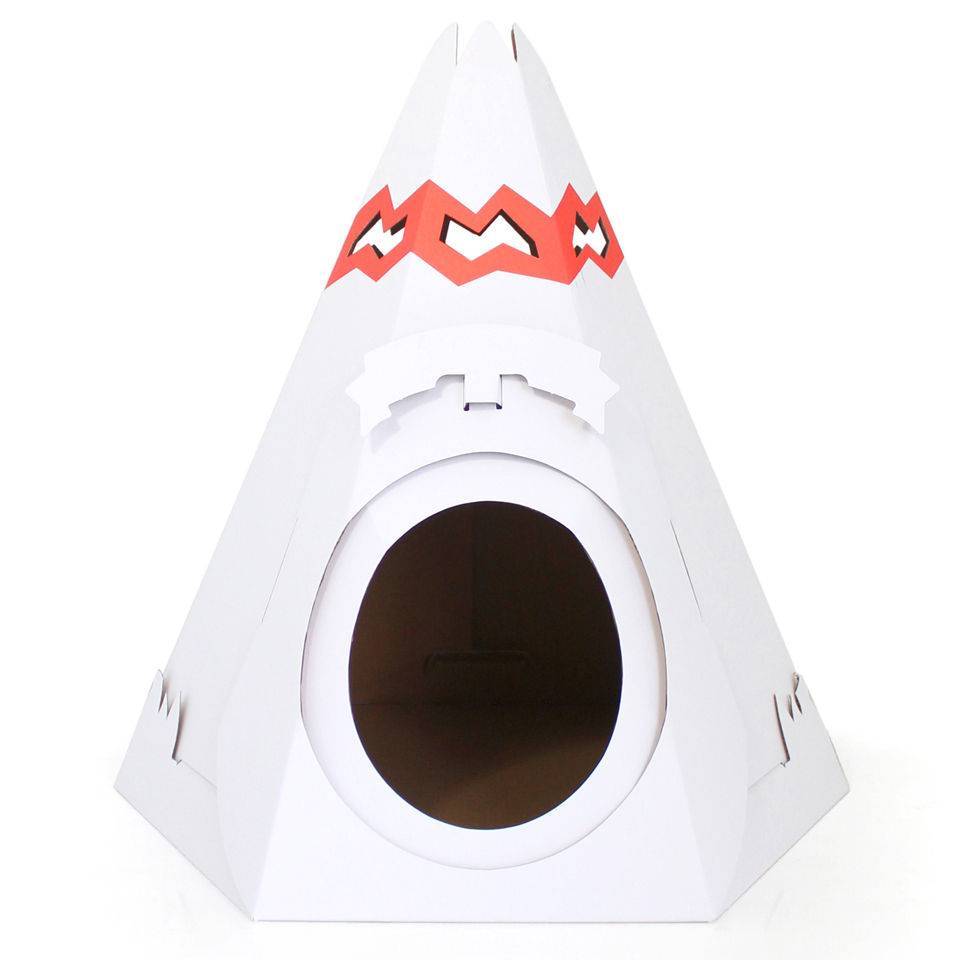 Suck UK Tipi pour Chats
