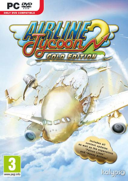 Kalypso Media Airline Tycoon 2 (Gold Edition)
