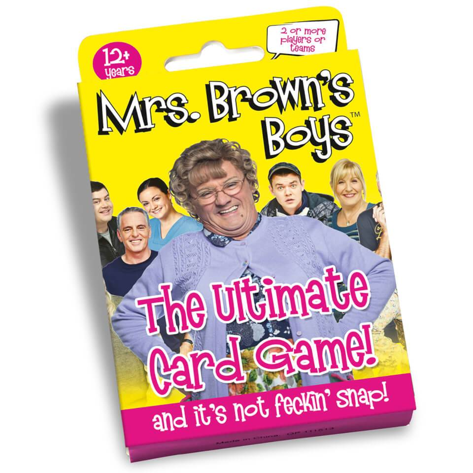 Mrs Brown's Boys Jeu Paul Lamond Mrs. Brown's