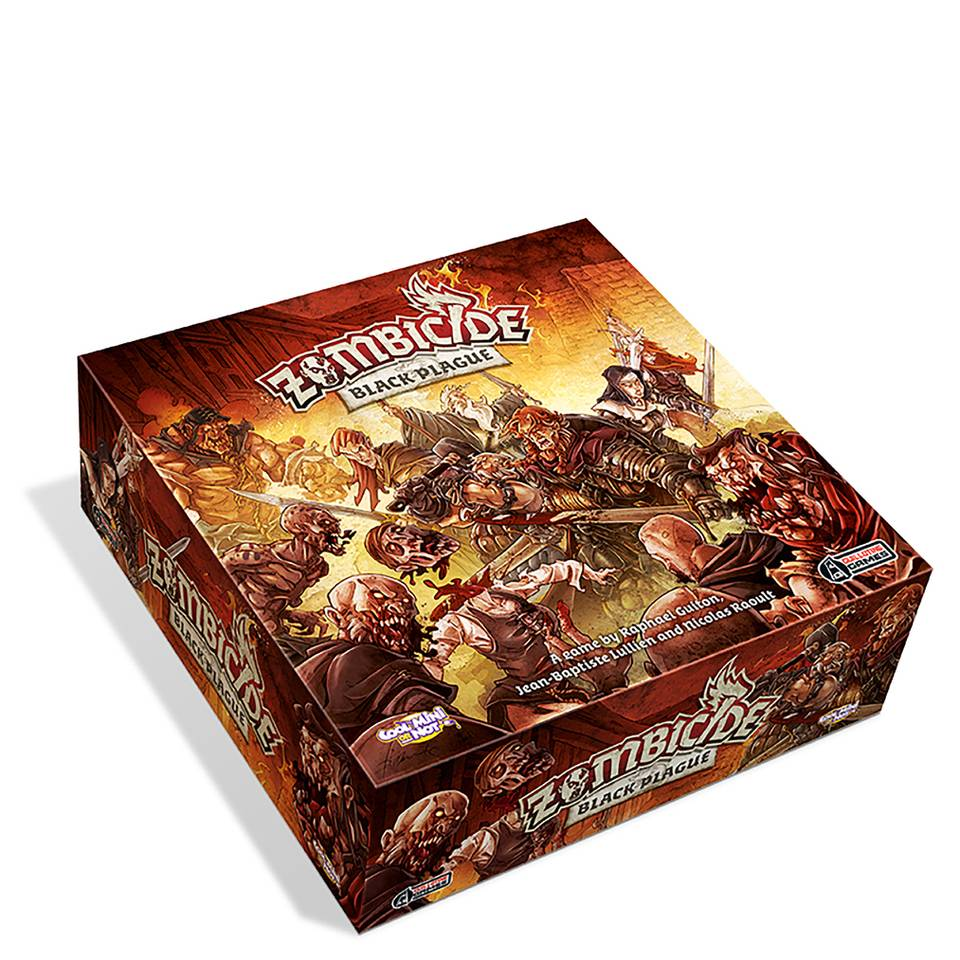 Zombicide Black Plague: Zombicide