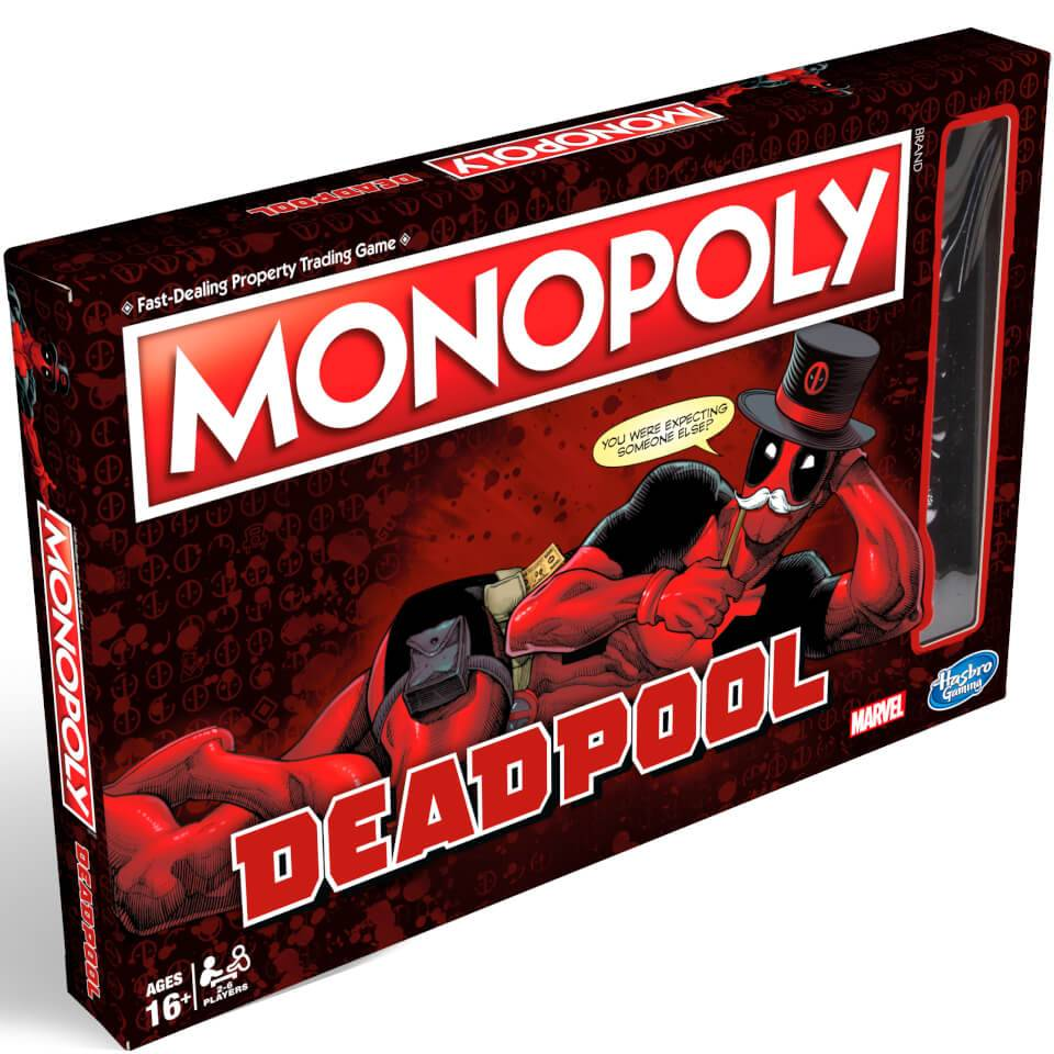 Hasbro Monopoly - Édition Deadpool