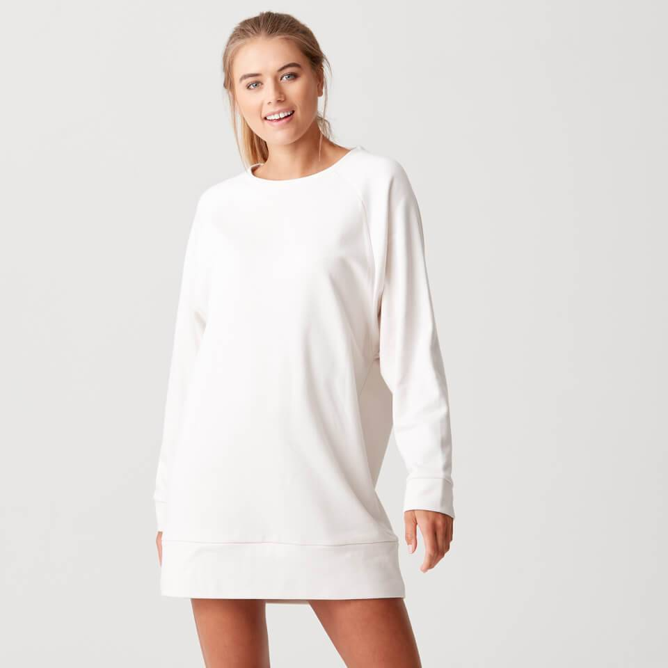 Myprotein Robe Pull Luxe Lounge - S - Oatmeal