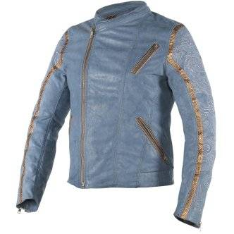 DAINESE Blouson DAINESE Gong Yun Dragon / Quing Blue / Noble Yellow