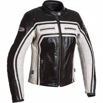 SEGURA Blouson SEGURA Jones Lady Black / White