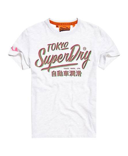 Superdry T-shirt Ticket Type