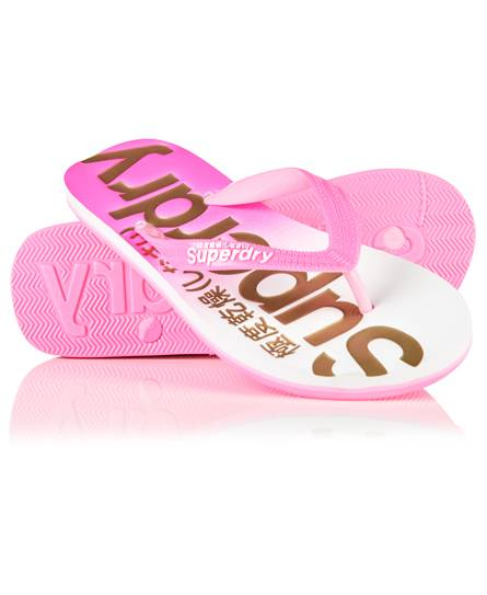 Superdry Tongs Faded Base