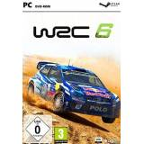 WRC 6 FIA World Rally Championship Steam CD Key