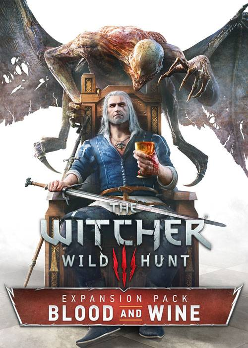The Witcher 3 Wild Hunt Blood and Wine DLC GOG CD Key