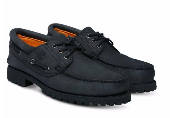 Timberland Chaussures à lacets TIMBERLAND 3-EYE CLASSIC. en nubuck