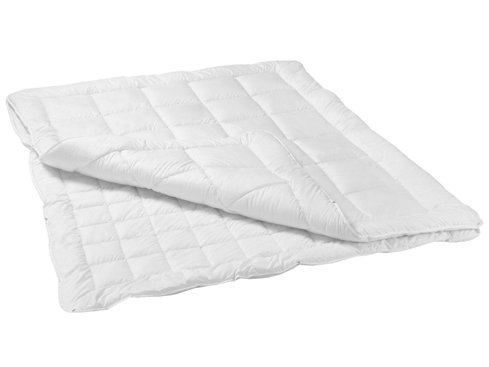 SomProduct Couette Dreamfill Polyester Blanc