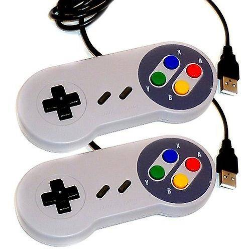 Kabalo 2 x Kabalo remplacement USB Gamepad manette jeu superbe Design Cons...