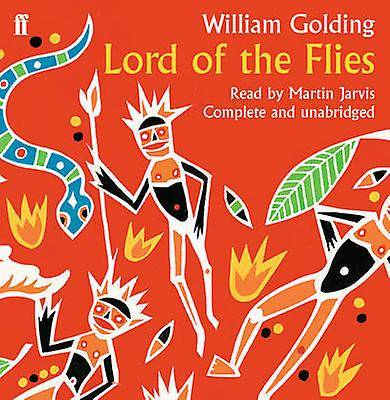 Lord of the Flies by William Golding & Martin Jarvis
