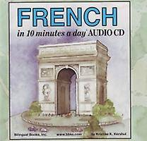 10 Minutes a Day Audio CD Wallet French by Kristine K. Kershul