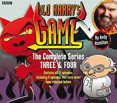 The Old Harrys Game by Andy Hamilton & Andy Hamilton & Full Cast &...