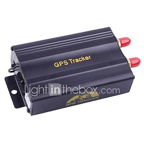 Heacent TK103B GSM / GPRS GPS Vehicle Tracking System voiture de commande w / /