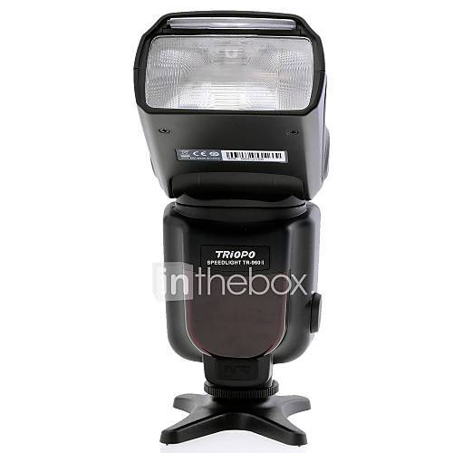 Flash Speedlite Triopo TR-960II pour Appareil Photo