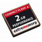 EXTREMEMORY - EXMECF02G120 - PERFORMANCE - CARTE COMPACT FLASH - 120X - 2 GO
