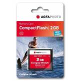 AgfaPhoto Compact Flash 2GB High Speed 120x M
