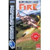 Black Fire Sega Saturn