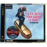 Y A T'il Un Flic Pour Sauver La Reine ? (Film) - Video Cd / Cdi CDI Philips
