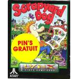 Scrapyard Dog Atari Lynx