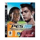 Pro Evolution Soccer 2008 - Pes 2008 PS3
