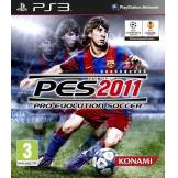 Pro Evolution Soccer Pes 2011 PS3