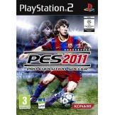 Pro Evolution Soccer 11 PS2