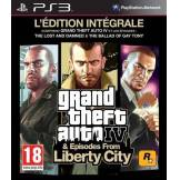 Gta 4 + Episodes From Liberty City - L'intégrale [Ps3] PS3