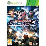 Dynasty Warriors - Gundam 3 XBOX 360