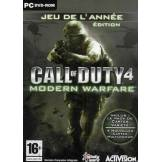 Call Of Duty 4 : Modern Warfare - Edition Jeu De L'année PC