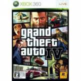Grand Theft Auto Iv[Import Japonais] XBOX 360