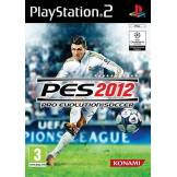 Pro Evolution Soccer 2012 PS2