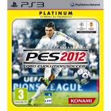 Pro Evolution Soccer 2012 - Platinum PS3