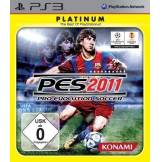 Pes 2011 : Pro Evolution Soccer - Platinum [Import Allemand] [Jeu Ps3] PS3