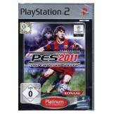 Pes 2011 : Pro Evolution Soccer - Platinum [Import Allemand] [Jeu Ps2] PS2