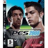 Pes 2008 : Pro Evolution Soccer [Import Italien] [Jeu Ps3] PS3